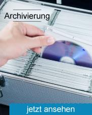 Alles zur CD/DVD-Archivierung