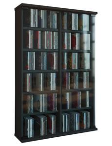Details zu CD-Turm VCM Roma für 300 CDs oder 130 DVDs