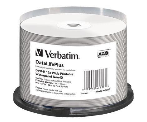 Audio CD-R 80 Min.  - bedruckbar/inkjet printable weiss (CD-Rohlinge bedruckbar)