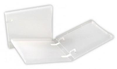CD/DVD-Archivierungsbox PP5 - transparent/frosted (Archivierungsboxen)