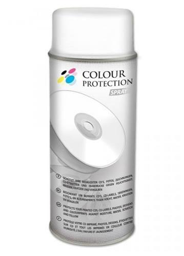 CD-Farbschutzspray 400ml ( Fixierspray / Protection Spray ) (Visitenkarten-DVDs)