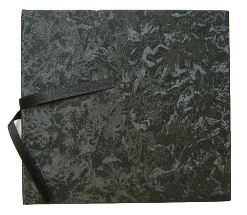 CD Art Box - schwarz - Glanzstruktur (CD-Luxusboxen)