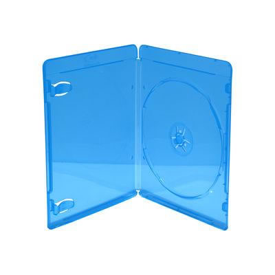 Blu-Ray-Hülle - 7mm SLIM - blau (Blu-Ray-Boxen)