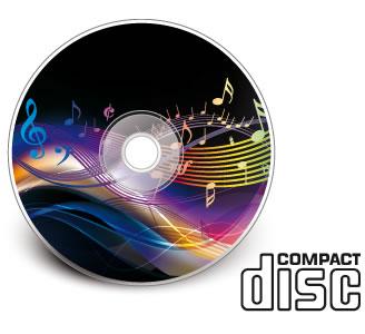 CD-Bedruckung 12cm inkl. Rohling (BedruckungPreise)