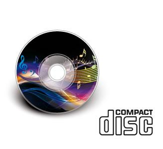 CD-Bedruckung 8cm inkl. Rohling (BedruckungPreise)