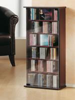 Details zu CD-Turm VCM Vetro für 150 CDs oder 65 DVDs