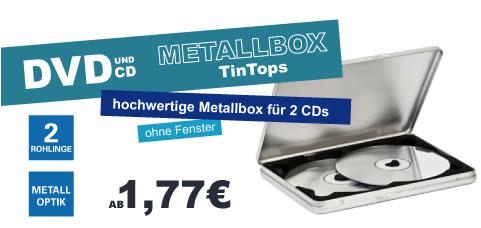 Prosuktwerbung Metallbox