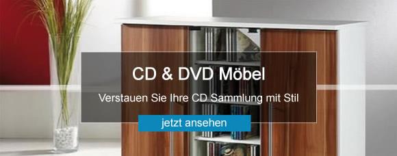 Unsere CD-Möbel