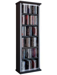 Details zu CD-Turm VCM Classic für 150 CDs oder 65 DVDs