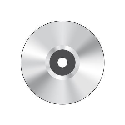COLOUR-Line CD-Rohlinge  - Brennseite schwarz (CD-Rohlinge etikettierbar)