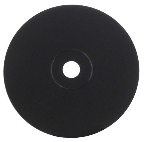 PREMIUM-Line CD-Rohlinge - bedruckbar/inkjet printable weiss - Brennseite schwarz (CD-Rohlinge farbig)