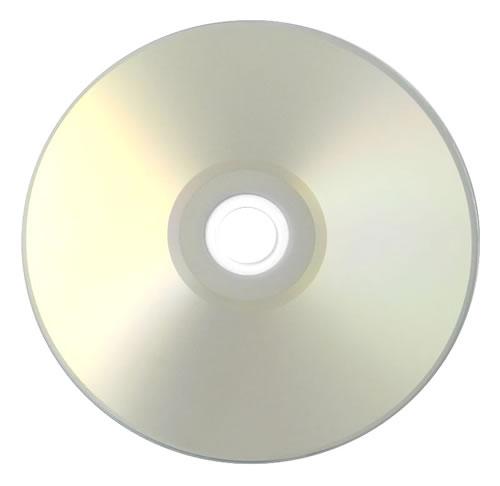 PREMIUM-Line CD-Rohlinge - bedruckbar/inkjet printable silber - metallisiert - 100 Stück (CD-Rohlinge bedruckbar)