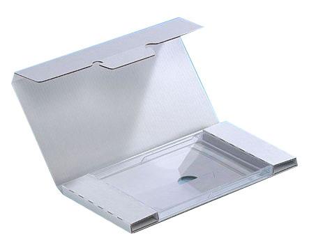 Versandbox A6 (Versandverpackung-DVD)