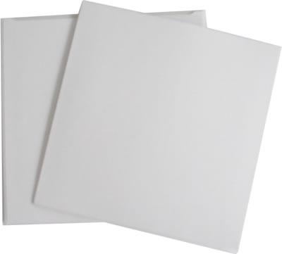 CD-Kartonstecktaschen - weiss (CD-Papierhuellen)