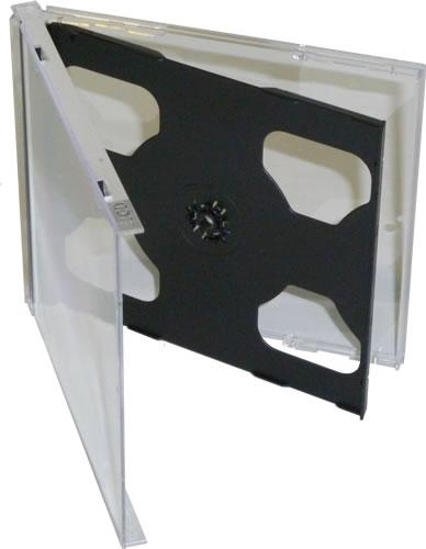 CD-Doppel-Hüllen Jewelcase (CD-Mehrfachboxen)