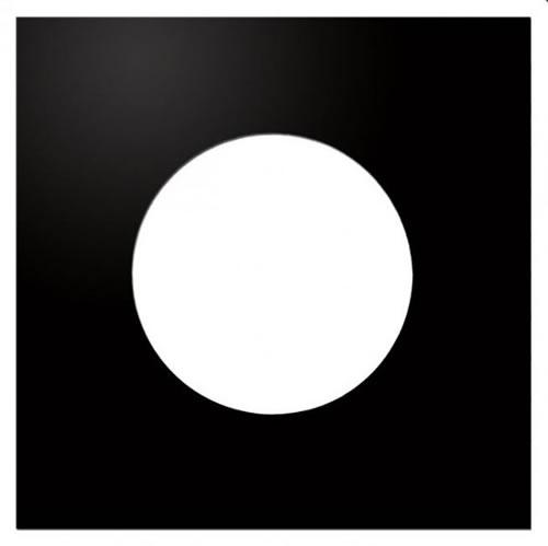 CD-Papierhüllen mit Fenster - schwarz glänzend (CD-Papierhuellen)