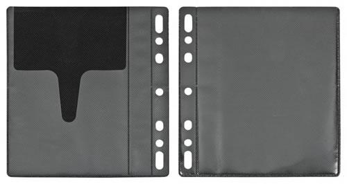 CD/DVD-Archivtasche XXL - 3- in 1 - mit Lochung - 25 Stück (Archivtaschen)