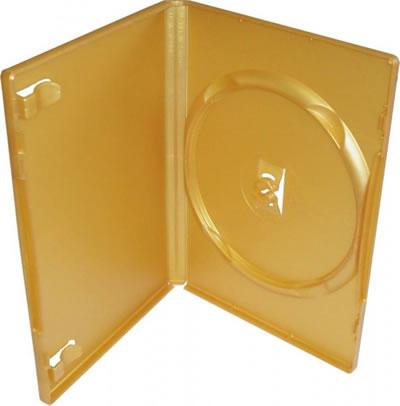 AMARAY DVD-Hüllen - gold (DVD-Huellen farbig)