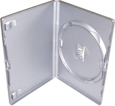 AMARAY DVD-Hüllen - silber (DVD-Huellen farbig)
