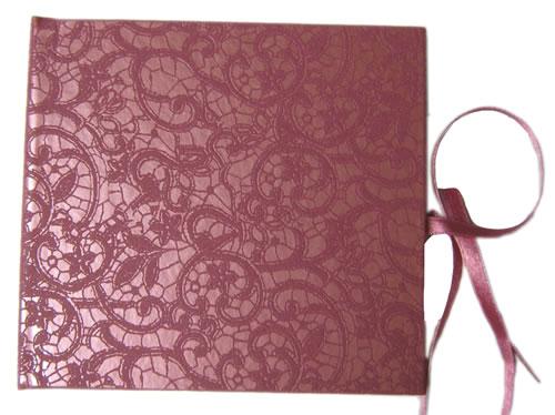 CD Art Box - fuchsia (CD-Luxusboxen)