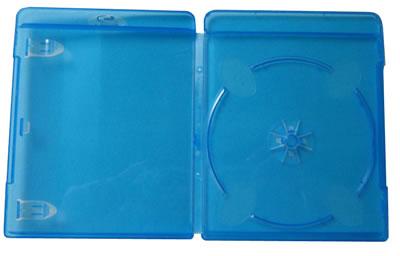Blu-Ray-Hülle - blau (Blu-Ray-Boxen)