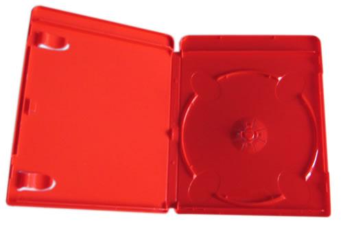 Blu-Ray-Hülle - rot (Blu-Ray-Boxen)