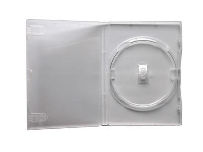 AMARAY DVD-Hüllen - transparent (DVD-Huellen)