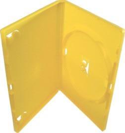 AMARAY DVD-Hüllen - gelb (DVD-Huellen)