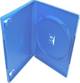 AMARAY DVD-Hüllen - hellblau (DVD-Huellen farbig)