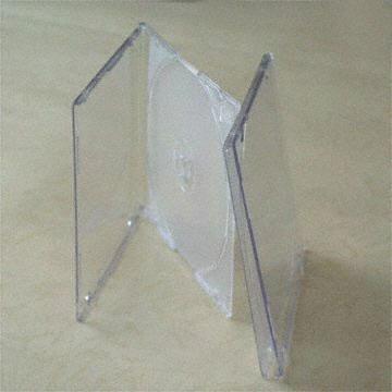 CD-Slimcase - transparent frosted (CD-Huellen Slim)