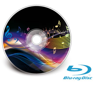 Blu Ray-Bedruckung inkl. Rohling (BedruckungPreise)