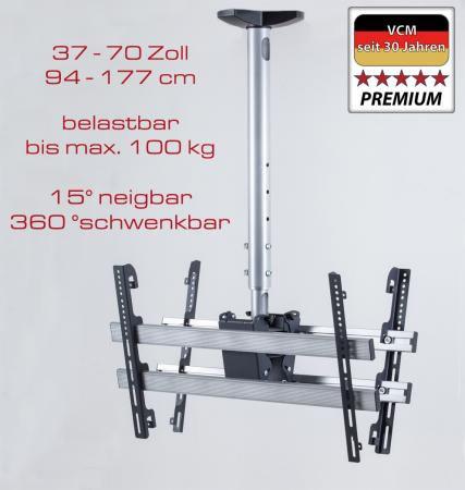 """VCM Deckenhalterung """"TDH 4 DOUBLE"""" (Halterungssysteme)"""