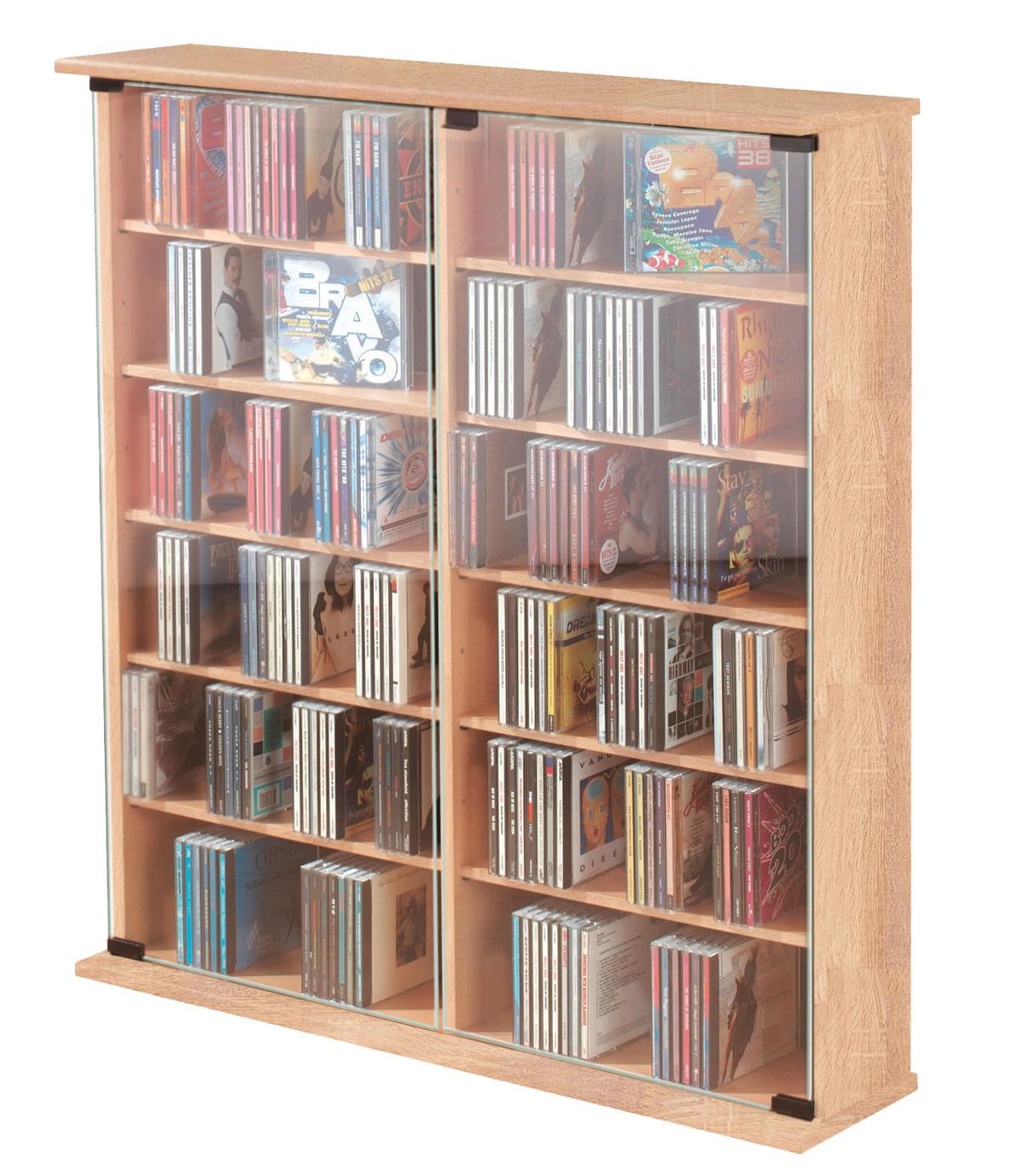 ARCOMM - CD & DVD-Fachmarkt CD- und DVD-Moebel CD-Turm VCM Roma für ...